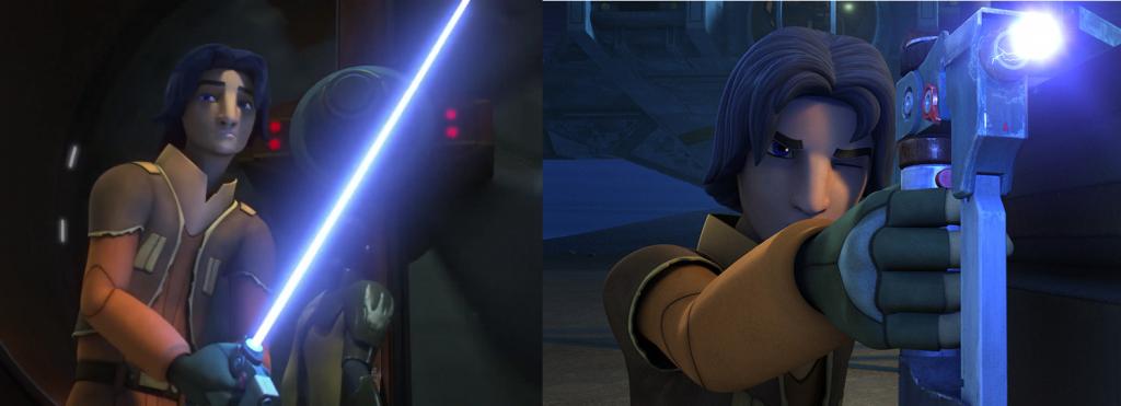 Ezra-Lightsaber