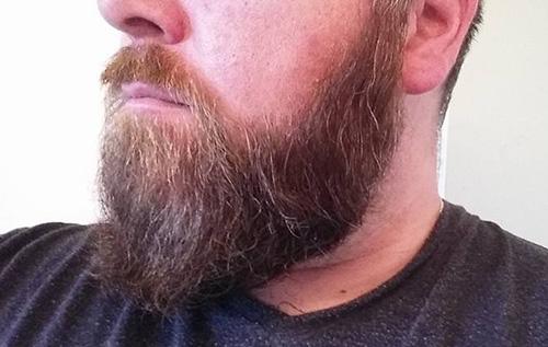 """The """"Jedi Beard"""" my wife hates!"""