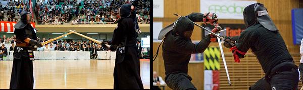 Kendo vs. Historical European Martial Arts
