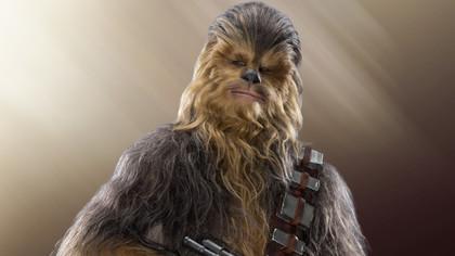 Character Meet Chewbacca Star Wars Launch Bay 02  Reporter
