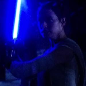 Rey-Lightsaber