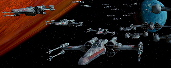 """Stay on Target"""": Remembering the Death Star Assault - Star Wars Reporter"""