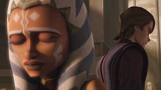 The Clone Wars: Ahsoka leaves the Jedi Order