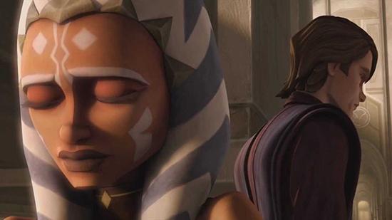 The Clone Wars: Ahsoka leaves the Jedi Order